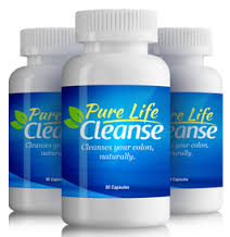 Pure life cleanse product