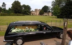 funeral car