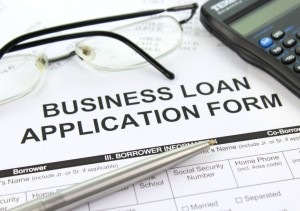 business loan form