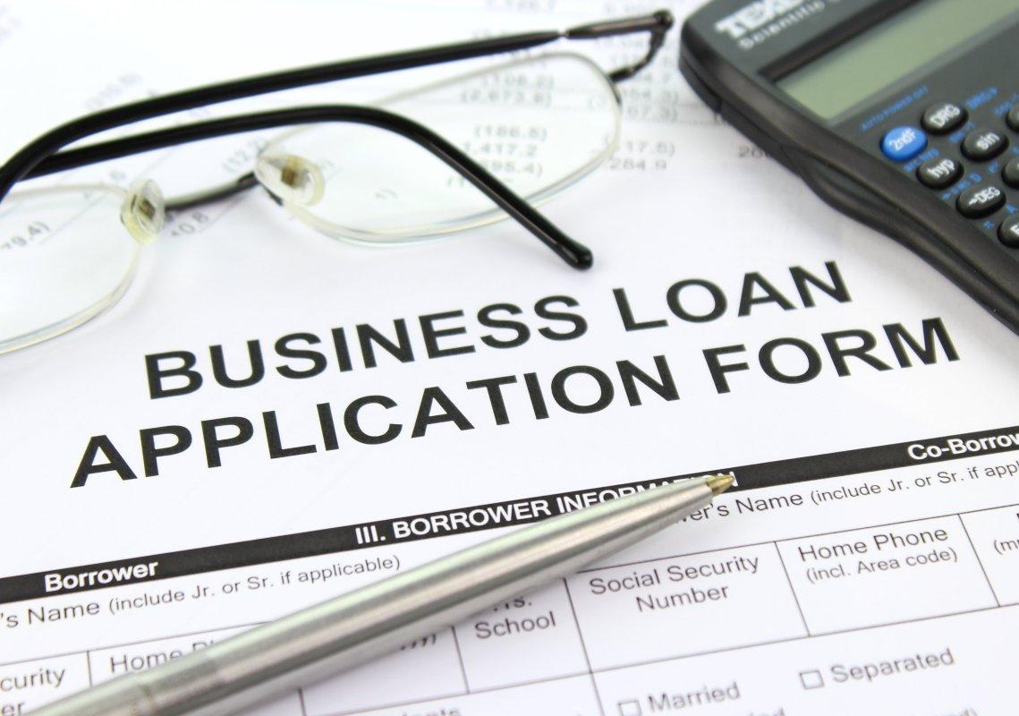 business loan form 2