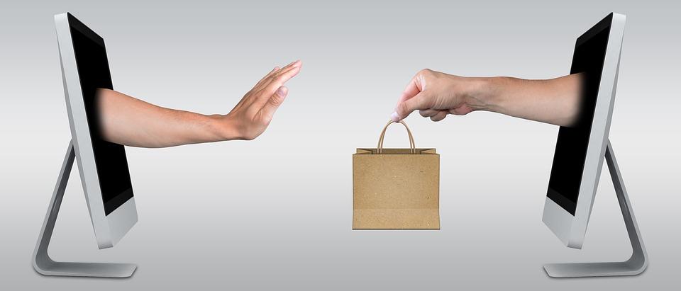 online shopping avoiding